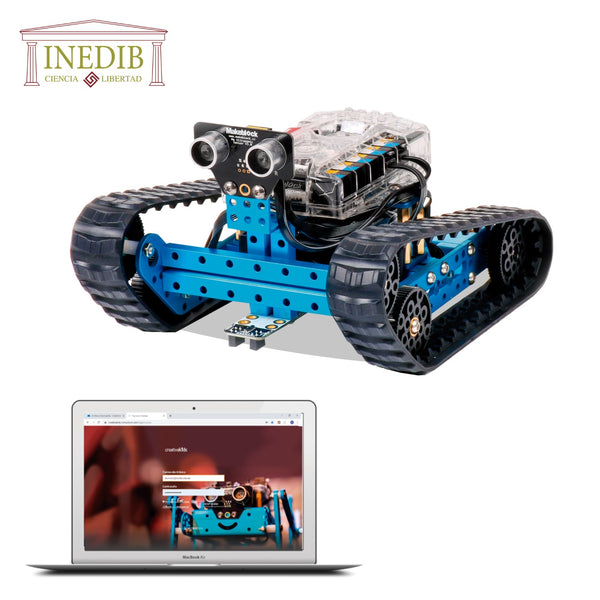 mBot Ranger + Licencia Año 1 INEDIB