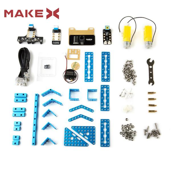 MakeX 2019 City Guardian Add-On Pack