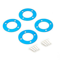 Timing Pulley Slice 62T B-Blue (4-Pack)