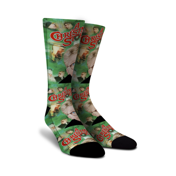 A Christmas Story Christmas socks for men, women, and kids