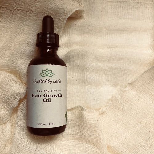 Revitalizing Hair Growth Oil