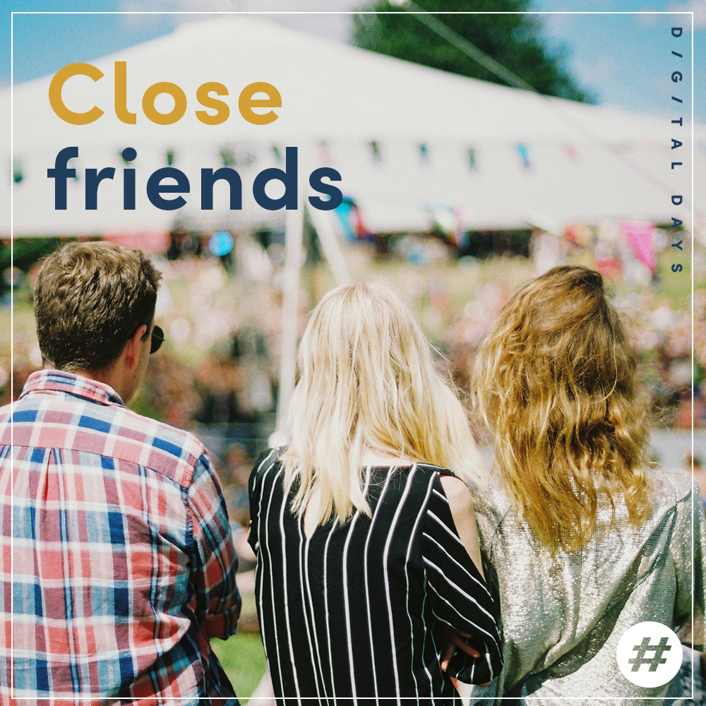 4 Ways brands can use the 'close friends' feature on Instagram Stories.