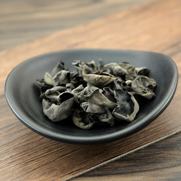 Hei Mu Er Jew's Ear Black Fungus Auricularia Auricula (L.) Underw. - Traditional Chinese Medicine - 999tcm - 999TCM