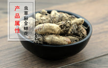 Load image into Gallery viewer, Jin Chan Hua Cicada Slough Cordyceps Cicadae Isaria Cicadae Miquel - 999 TCM