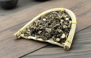 Qian Hu 前胡 Whiteflower Hogfennel Root Radix Peucedani