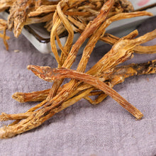 Load image into Gallery viewer, Qin Jiao Straw-coloured Gentian Root Radix Gentianae Macrophyllae - 999 TCM