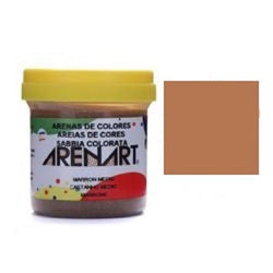 Arenart 170gr 019 marron medio