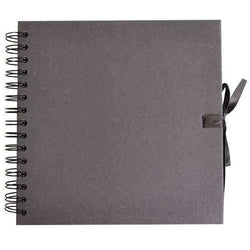 Artemio book scrapbook 20 kraft negro 11009018