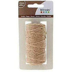 Artemio cordon natural 1,5mmx30m 13030101
