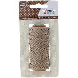 Artemio ficelle natural 1mm 60m 13030102