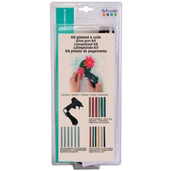 artemio kit mini pistola 7mm pegamento-purpurina-color 18004005