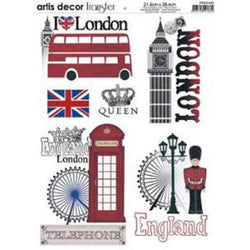Artis decor transfer 21,8X28,4 PTGEX-22 London