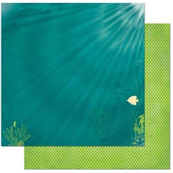 Papel Bobunny 14501816 Key lime deep blue sea