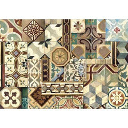 Bomo art papel 100x70 Antique tiles