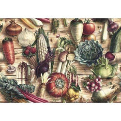 Bomo art papel 100x70 vegetables