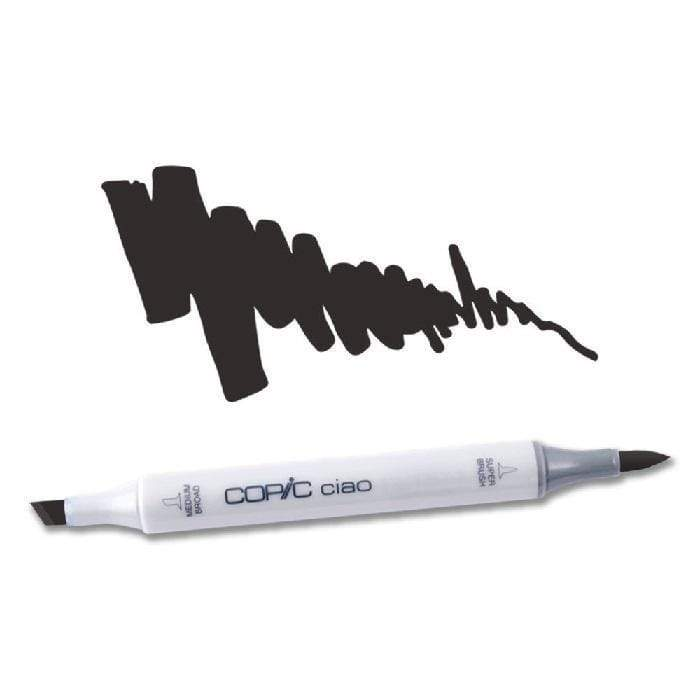 Copic Ciao 100 Black COPIC CIAO Oferta CENTROARTESANO