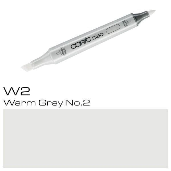 Copic Ciao W2 warm gray n║2