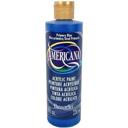 Americana 236ml DA200 primary blue
