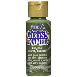 Americana gloss enamels 59ML DAG052 avocado