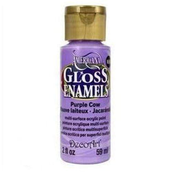 Americana gloss enamels 59ML DAG272 purple cow