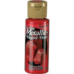 Americana metalica 59ml DA262 Festive red
