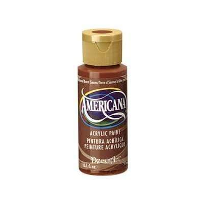 Americana pintura acril. 59ml DA223 traditional burnt sienna DECO ART CENTROARTESANO