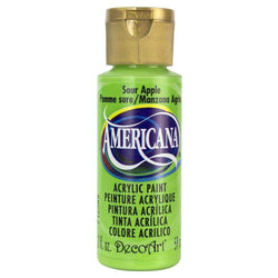 Americana pintura acril. 59ml DA275 Sour Apple DECO ART CENTROARTESANO