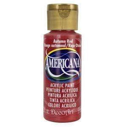 Americana pintura acril. 59ml DA280 autumn red