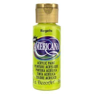 Americana pintura acril. 59ml DA299 margarita DECO ART CENTROARTESANO
