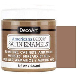 americana satin enamels 236ml ADSA17 sable natural