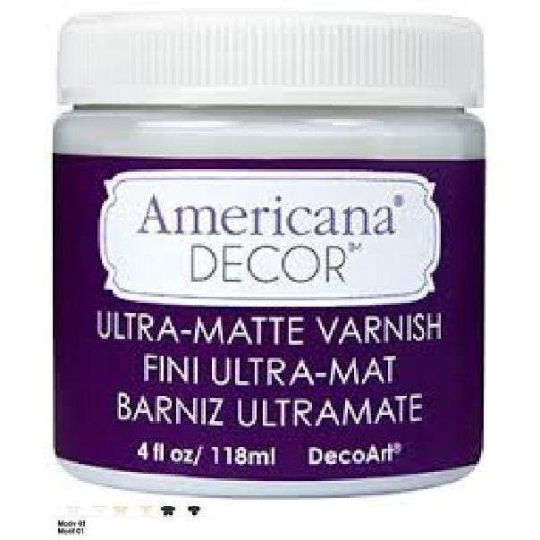 Decor chalky barniz 236ml ADM04 ultramate DECO ART CENTROARTESANO