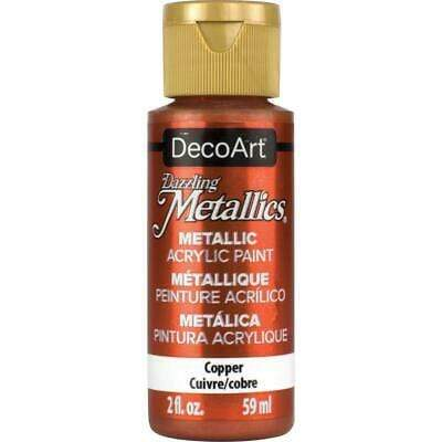 Americana metalica 59ml DA205 Cobre DECOART CENTROARTESANO