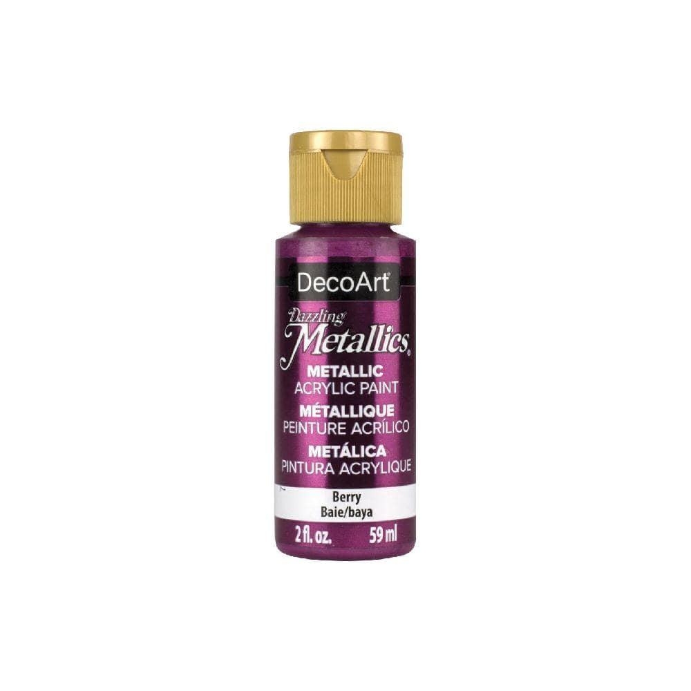 Americana metalica 59ml DA320 Berry DECOART CENTROARTESANO