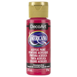 Copia de Americana pintura acril. 59ml DA308 Cinnamon drop DECOART CENTROARTESANO