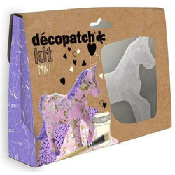 Decopatch mini kit caballo kit010