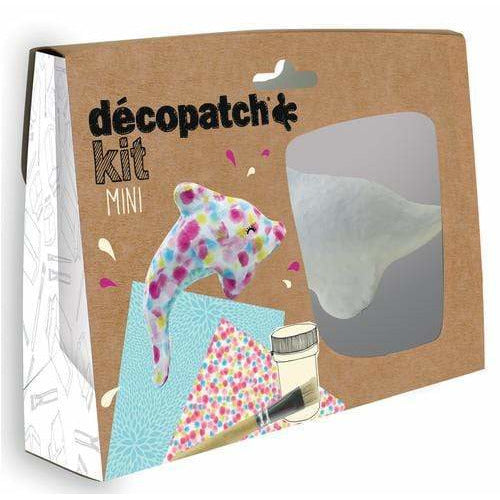 Decopatch mini kit delfin kit016o DECOPATCH CENTROARTESANO