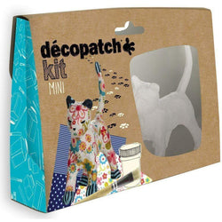 Decopatch mini kit gato kit012O