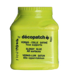 Decopatch pegamento barniz 180ml PP150BO