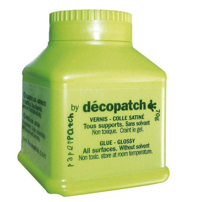 Decopatch pegamento barniz 70ml PP70BO DECOPATCH CENTROARTESANO