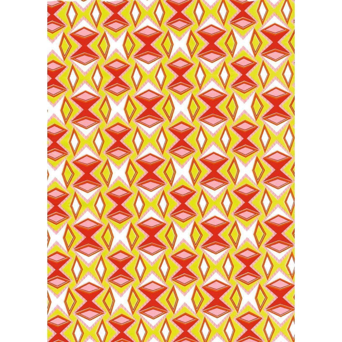 Papel Decopatch FDA635O Puzzle amarillo y naranja DECOPATCH CENTROARTESANO