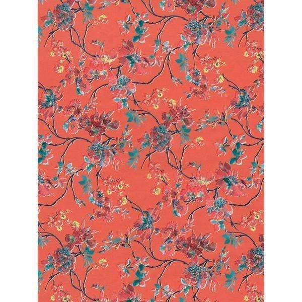 Papel Decopatch FDA645O Flores japonesas DECOPATCH CENTROARTESANO
