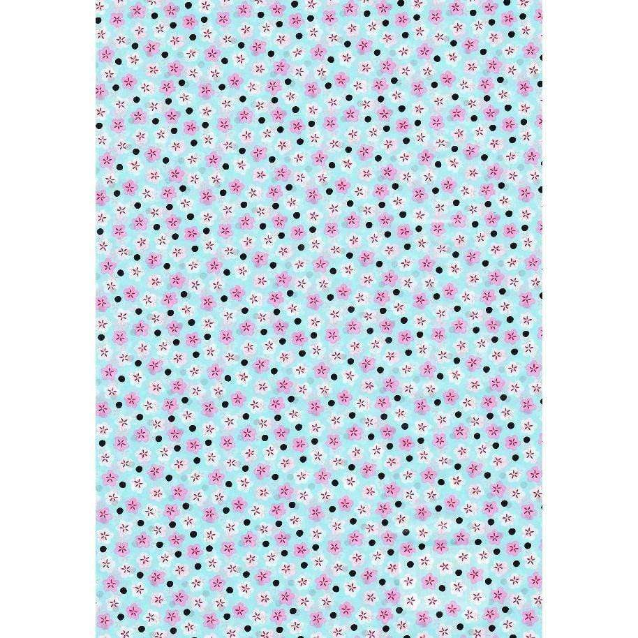 Papel Decopatch FDA661O fondo azul cielo DECOPATCH CENTROARTESANO