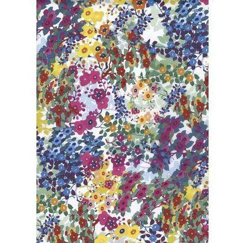 Papel Decopatch FDA801C floral campanillas DECOPATCH CENTROARTESANO
