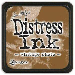 Tinta Distress ink vintage photo TDP40262 mini DISTRESS INK CENTROARTESANO