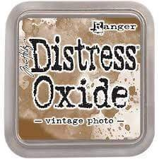 Tinta Distress oxide vintage photo TDO56317 DISTRESS INK CENTROARTESANO