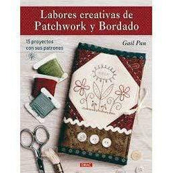 Drac labores creativas patchwork y bordado