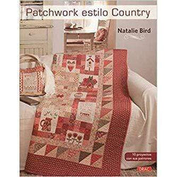 Drac patchwork estilo country