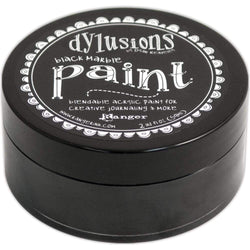 Dylusions paint 59ml BLACK MARBLE DYP45946