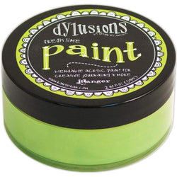 Dylusions paint 59ml FRESH LIME DYP45984