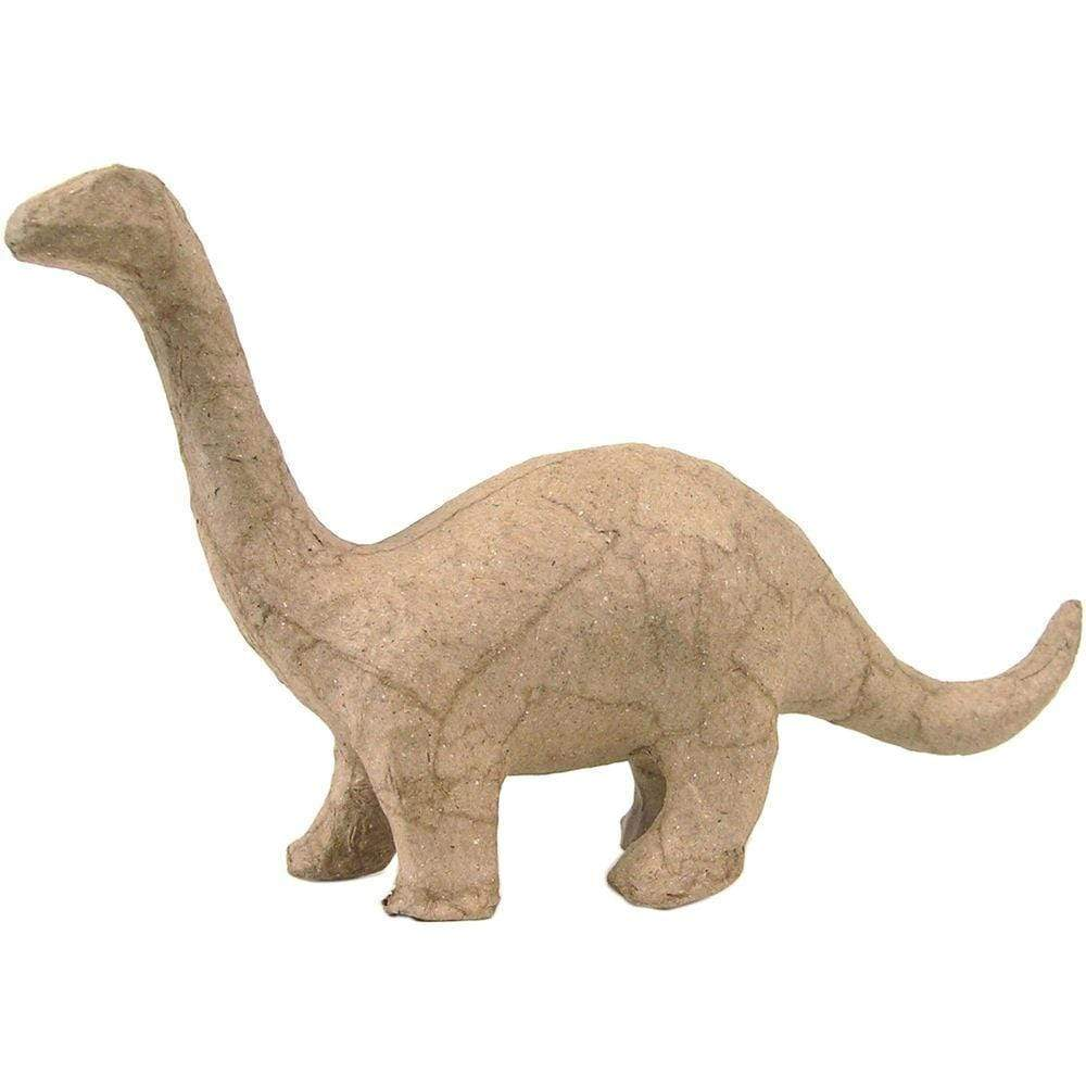 AP101O Decopatch paper mache dinosaurio EXACLAIR CENTROARTESANO